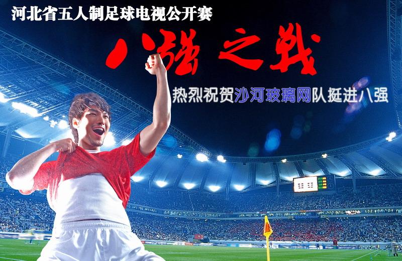 河北省五人制足球电视公开赛 沙河玻璃网队
