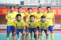 河北省五人制足球电视公开赛八强之战