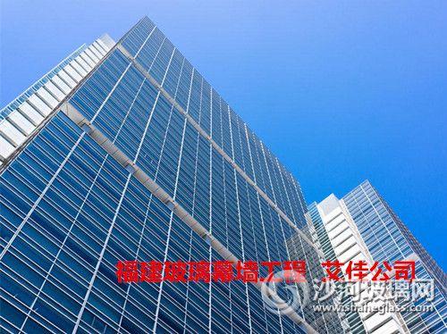 福建海峡金融大厦玻璃幕墙拆装项目完成。