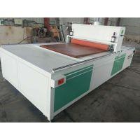 河北益弘PVC光油机 UV光油膜压固化一次成型设备厂家