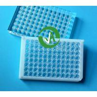 上海晶安紫外光学专用96孔石英玻璃检测板 石英酶均板厂家