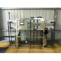 淮安纯水设备|精密电镀产品清洗纯水设备|EDI反渗透设备