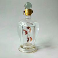 高硼硅玻璃酒瓶异形高硼硅玻璃白酒瓶厂家定制