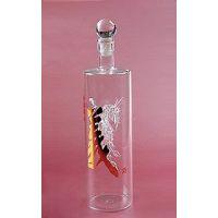河北工艺玻璃白酒瓶订制异形造型玻璃空瓶厂家