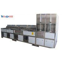 VGT-1207FH光学超声波清洗机清洗指纹感应滤光片