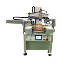 玻璃丝印机电子称面板印花机电磁炉电饭煲玻璃印刷机
