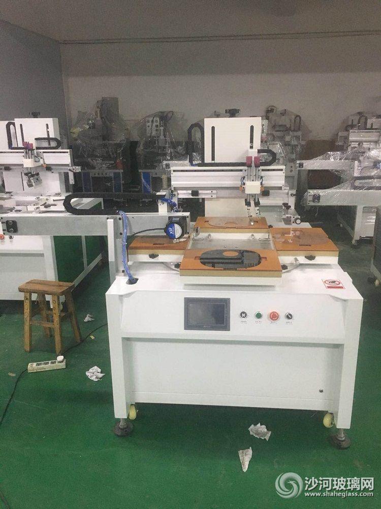 玻璃丝印机1