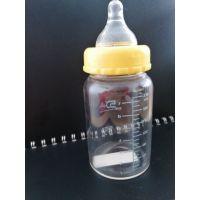 高硼硅玻璃奶瓶 380ml安全环保儿童奶瓶 质量保证