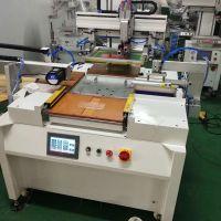 苏州市pvc胶片丝印机玻璃面板网印机亚克力镜片丝网印刷机定制