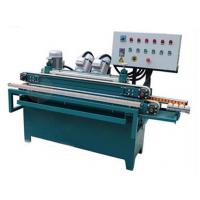 强龙义海 玻璃机械QLZ-04卧式柜橱磨边机 玻璃磨边机