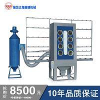 强龙义海QLP-6330型手动喷砂机 玻璃喷砂机玻璃机械