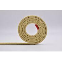 耐高温芳纶绳钢化玻璃辊道绳烤炉缠绕绳耐磨防割绑玻璃绳防火批发