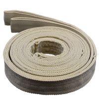 多种工业运输耐高温抗撕裂阻燃消防织带凯夫拉耐磨织带芳纶吊装带